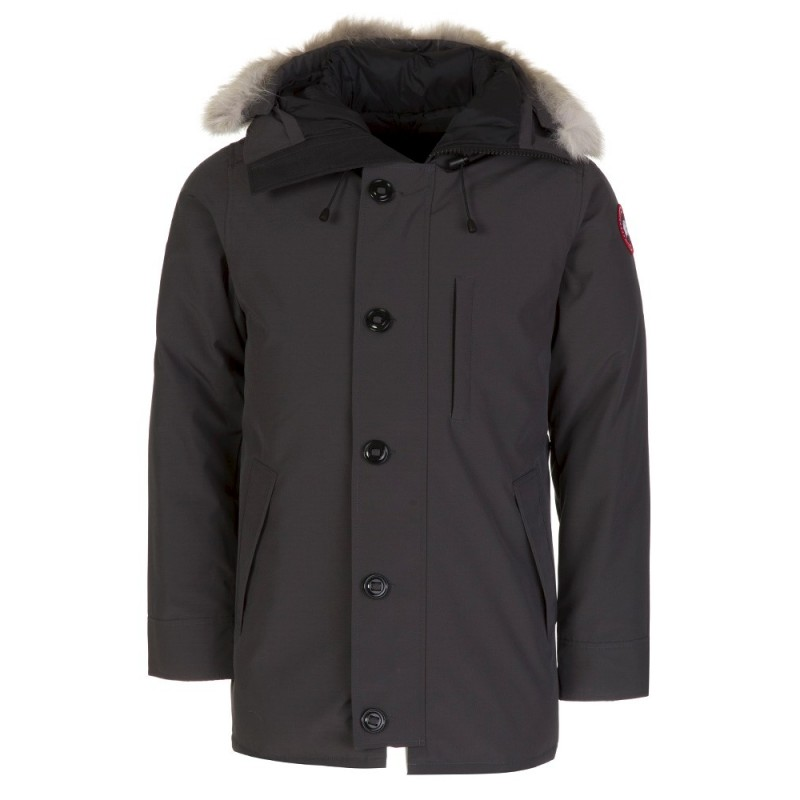 CANADA GOOSE GRAPHITE CHATEAU PARKA JACKET