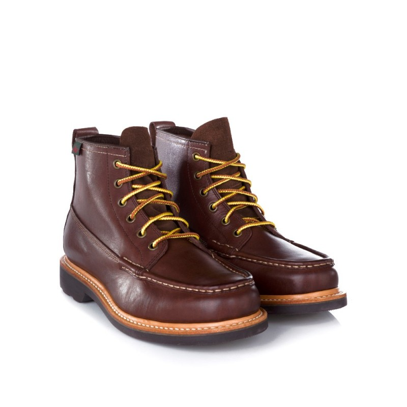 G.H. BASS BROWN QUAIL HUNTER BOOT