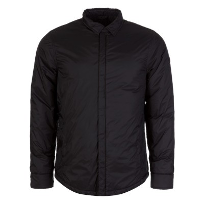 Armani Jeans Black Waterproof Jacket