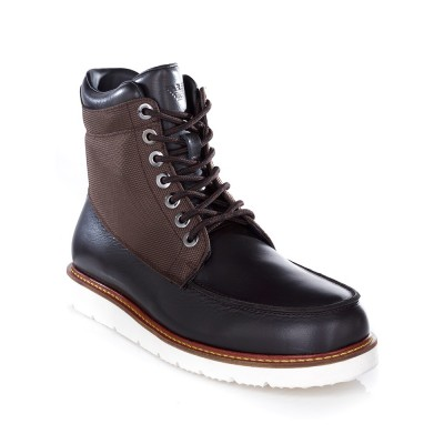ARMANI JEANS BROWN REDWING ANKLE BOOTS