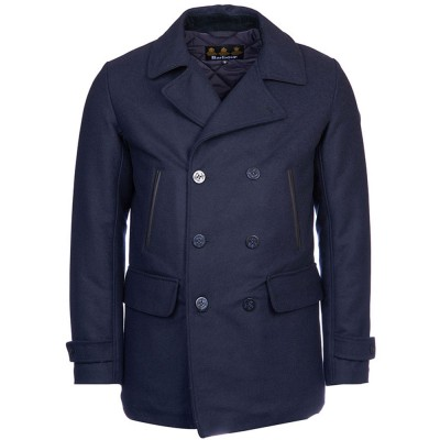 Barbour Navy Reefer Jacket