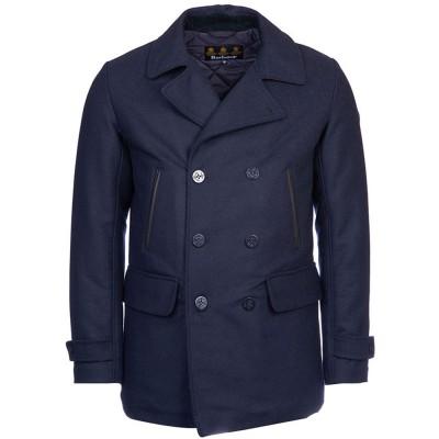 Barbour Navy Reefer Jacket
