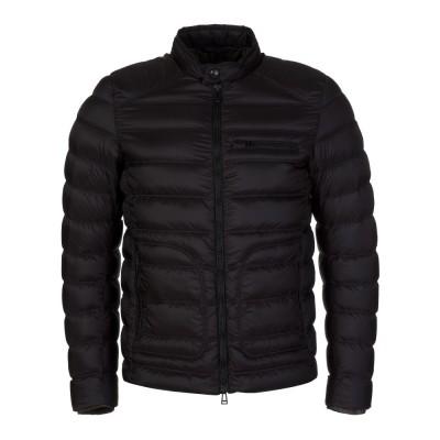 Belstaff Black Halewood Puffa Jacket