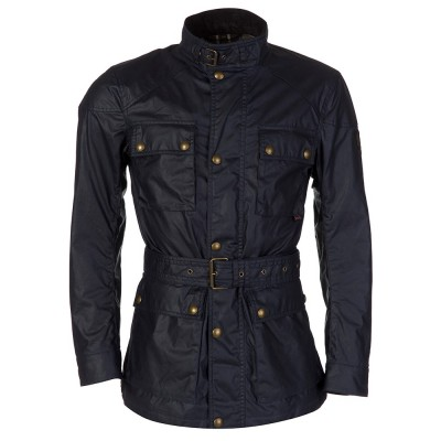 Belstaff Navy Roadmaster Jacket