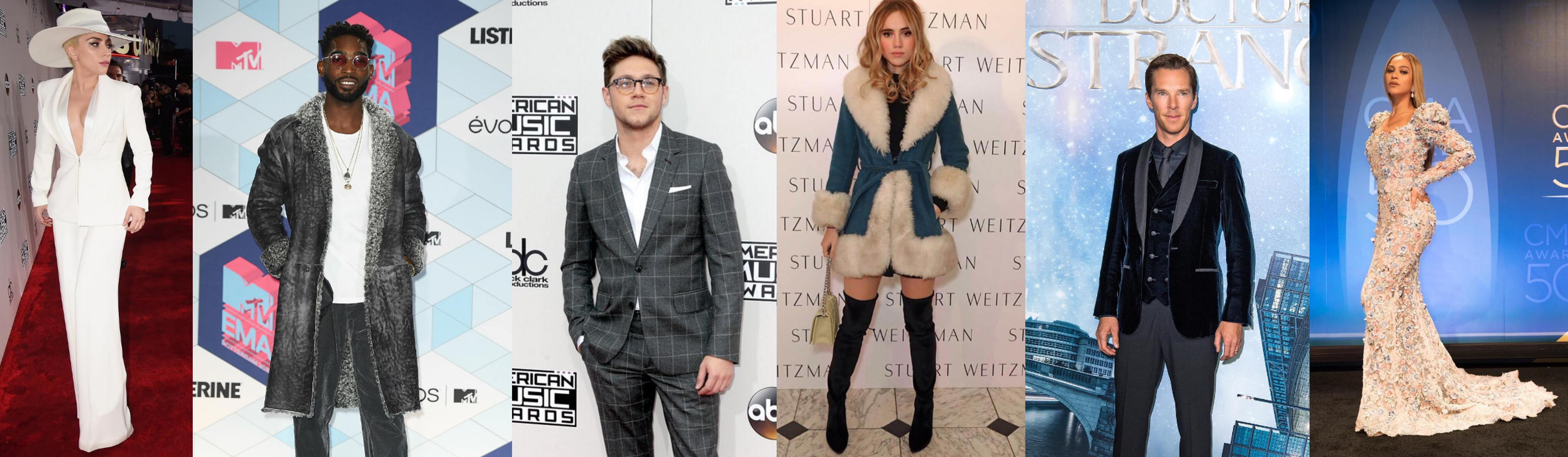 The Best Dressed of the Month