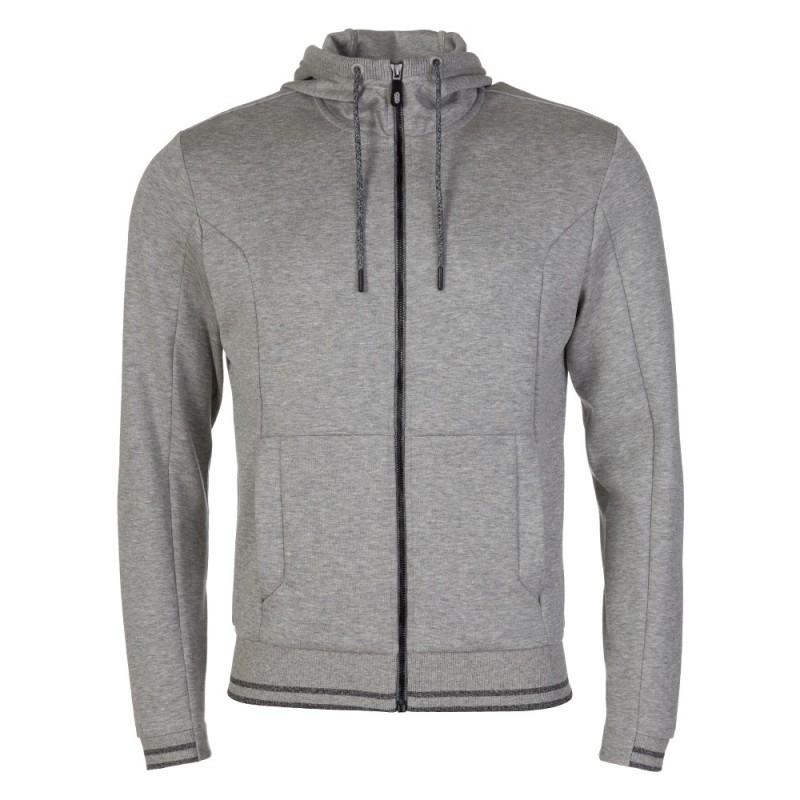 Boss Green Grey Saggy Hoodie