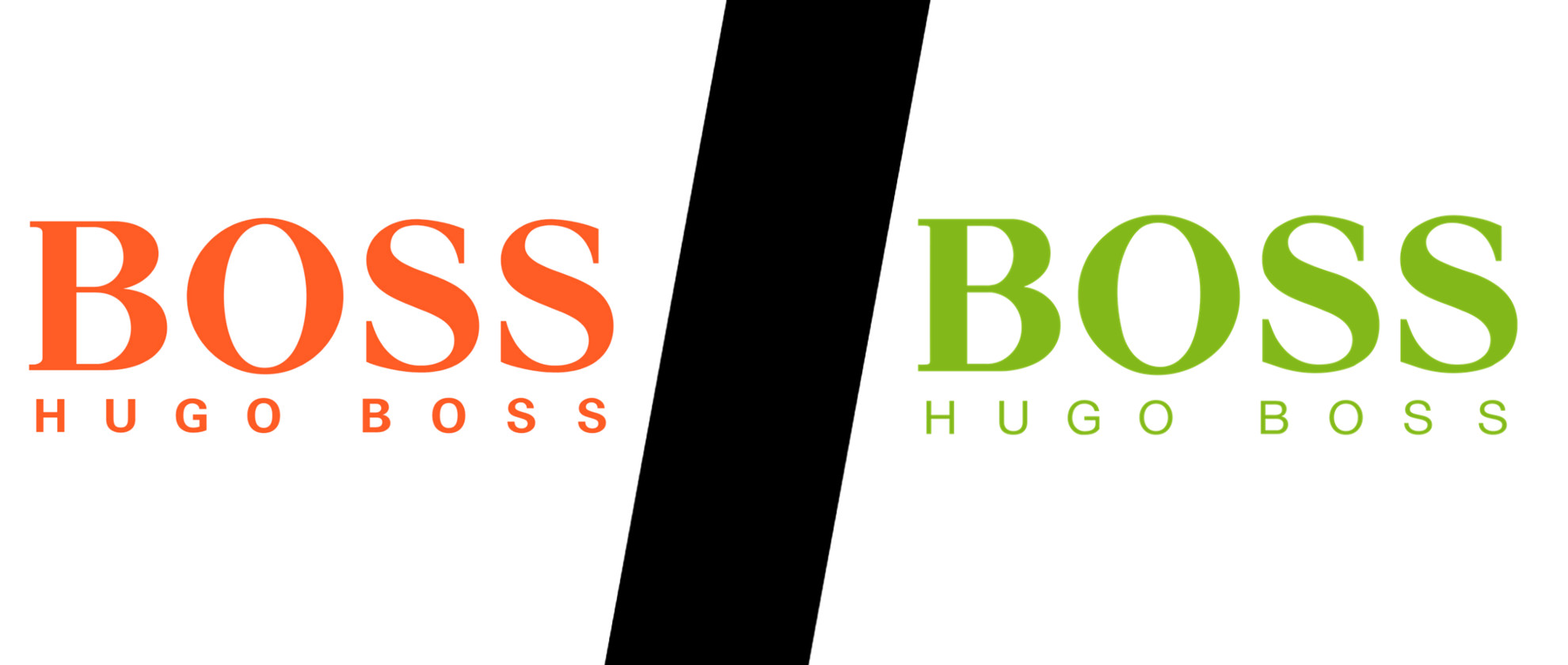 Hugo Boss to Drop Boss Orange & Boss Green Brands