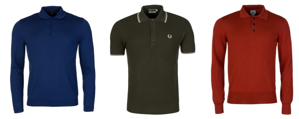Knitted Polos