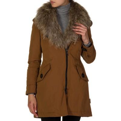 Moncler Camel Chireis Jacket
