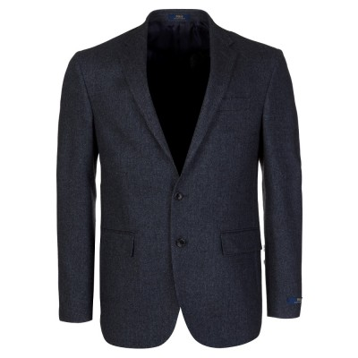 Polo Ralph Lauren Navy Herringbone Jacket