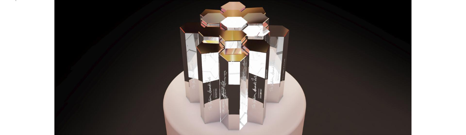 Marc Newson of Swarovski to Design Trophy for The Fashion Awards 2016