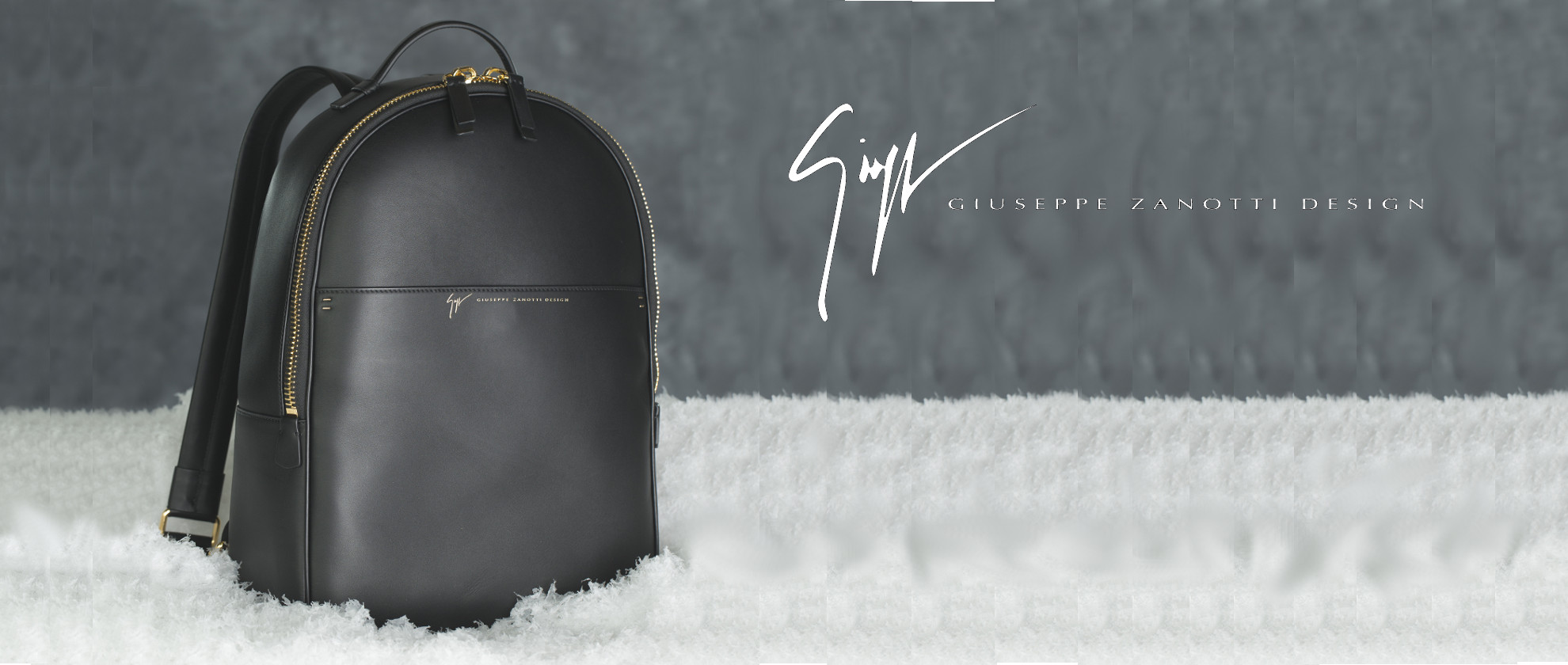 Staff Pick: Giuseppe Zanotti Leather Backpack