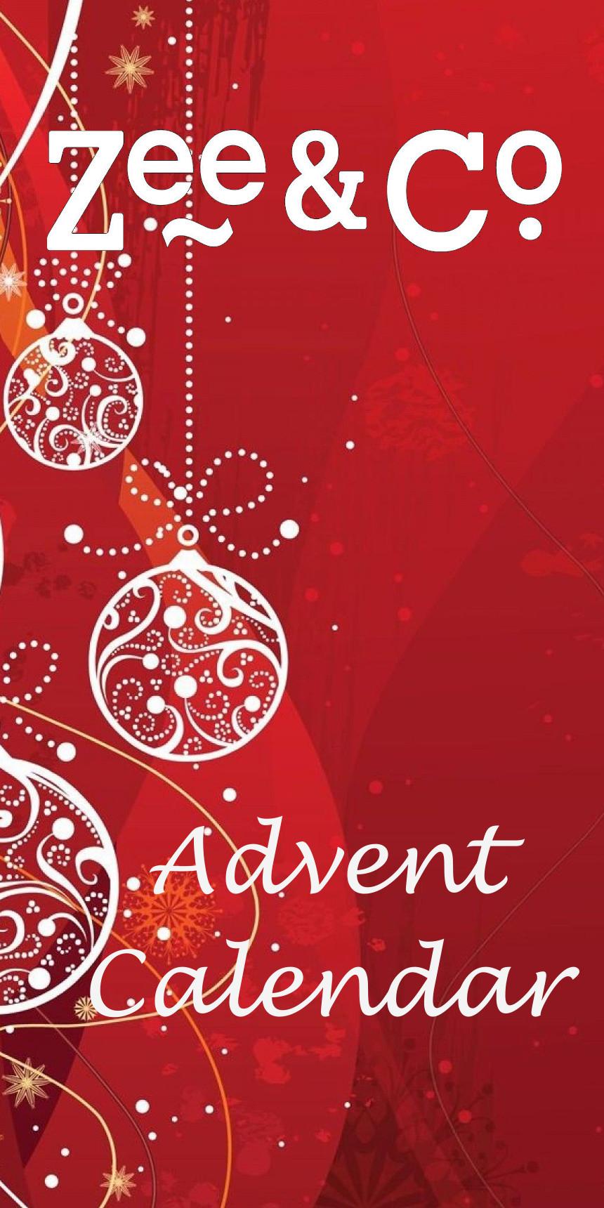 The Zee & Co Christmas Countdown