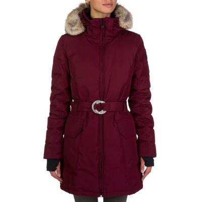 Canada Goose Burgundy Hazelton Jacket