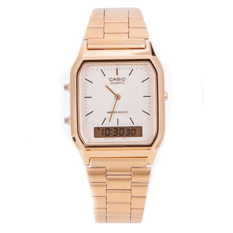 Casio Gold AQ-230GA Clip Watch