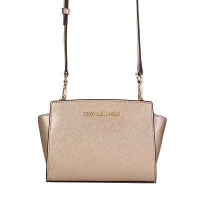 Michael Kors Golf Saffiano Mini Messenger Bag