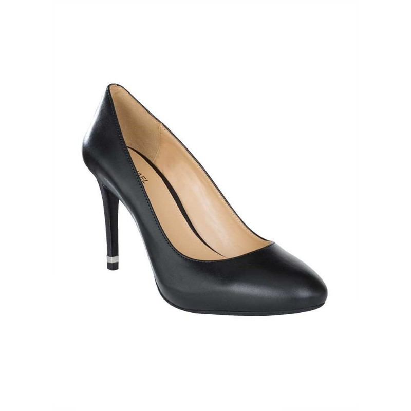 Michael Kors Black Ashby Flex Pump High Heel