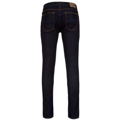 Nudie Jeans Co. Navy Regular Cut Jeans