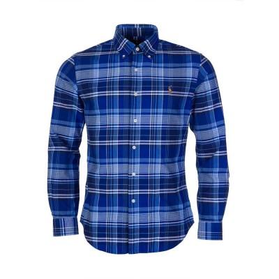 Polo Ralph Lauren Tartan Slim Fit Shirt