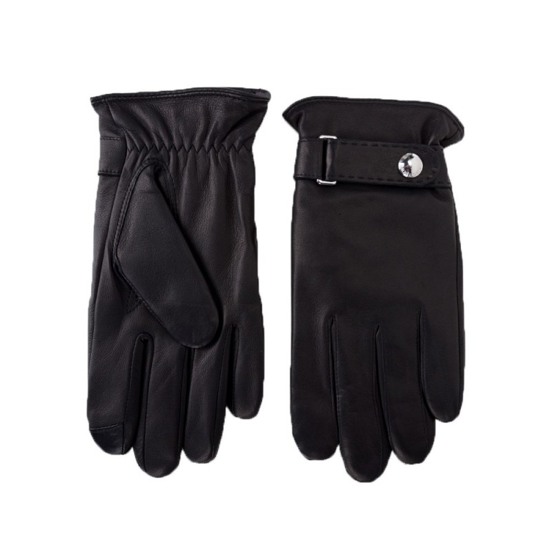 Polo Ralph Lauren Black Touch Screen Gloves