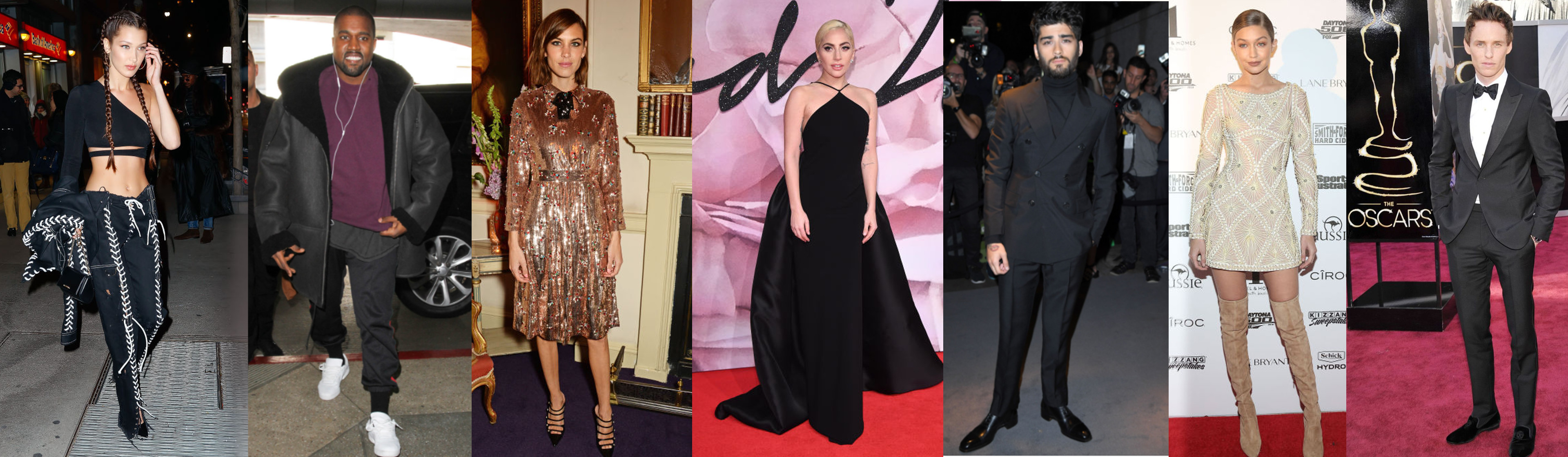 The Top Style Icons of 2016