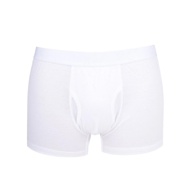 Vivienne Westwood White Logo Waistband Boxer Shorts