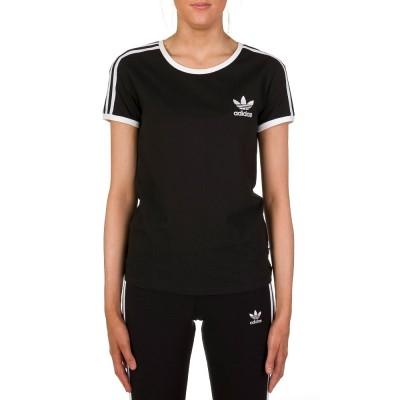 Adidas Black Sandra 1977 T-Shirt