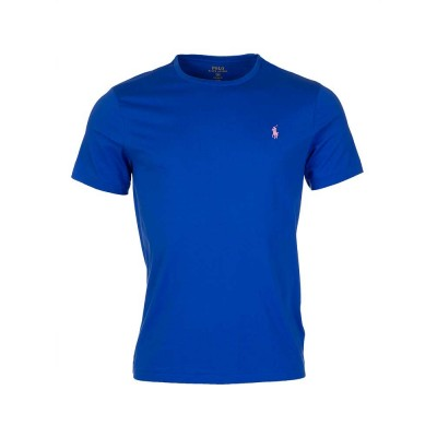 Polo Ralph Lauren Blue Crew Neck T-Shirt