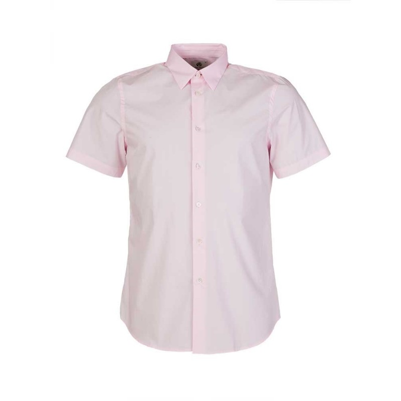 PS by Paul Smith Pink Tailored Shirt