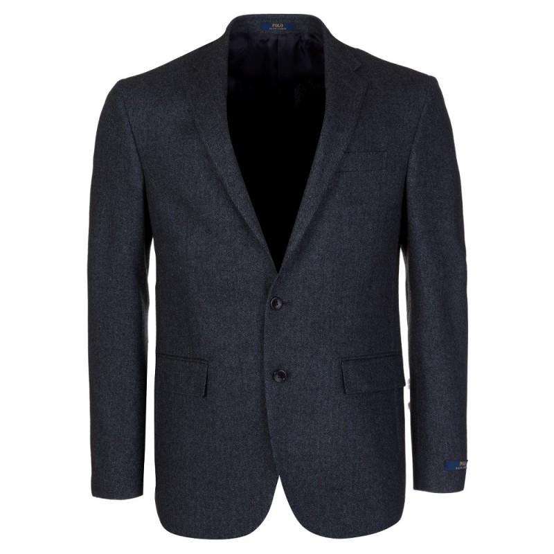 Polo Ralph Lauren Navy Herringbone Jacket