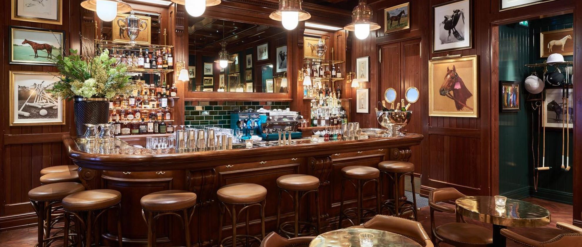 Ralph Lauren Opens Mayfair Bar
