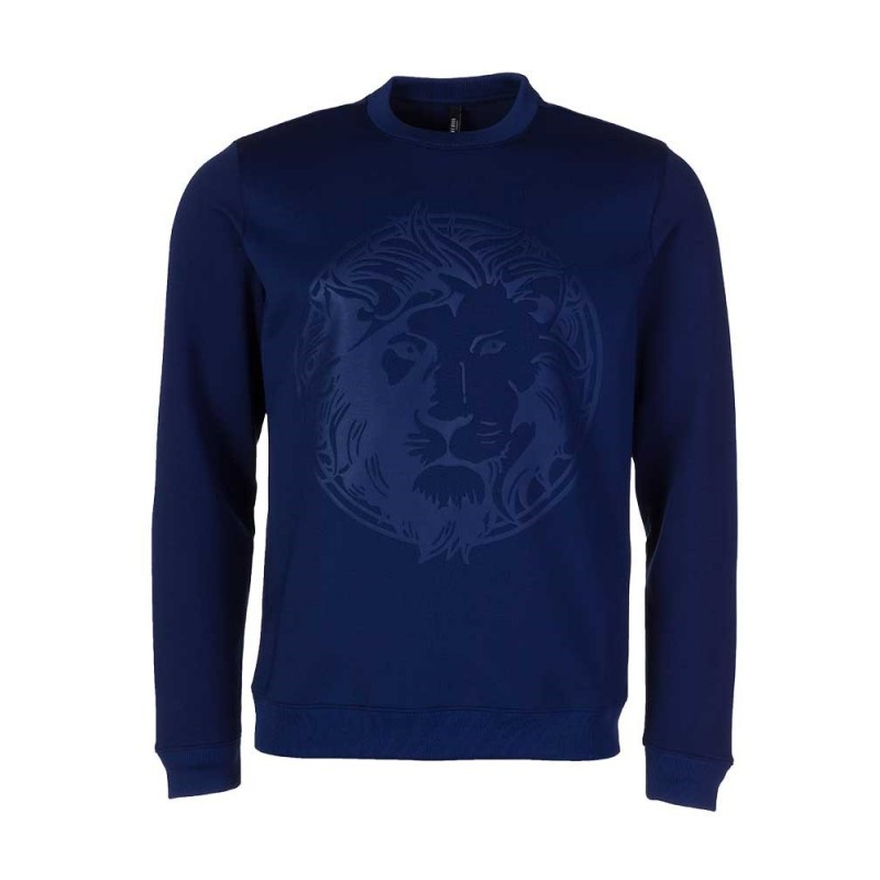 Versus Versace Royal Blue Lion Sweatshirt