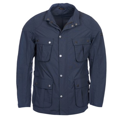 Barbour International Navy Guard Jacket