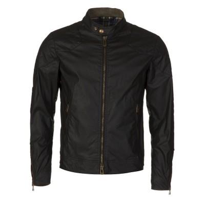 Belstaff Black Outlaw Motorcycle Jacket