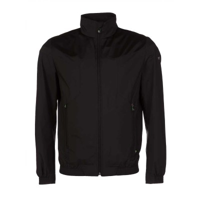 Boss Green Black Jalamo Lighweight Jacket