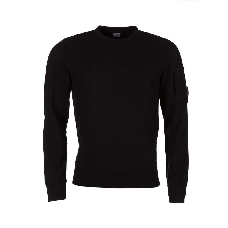 C.P Company Black Lens Sweatshirt