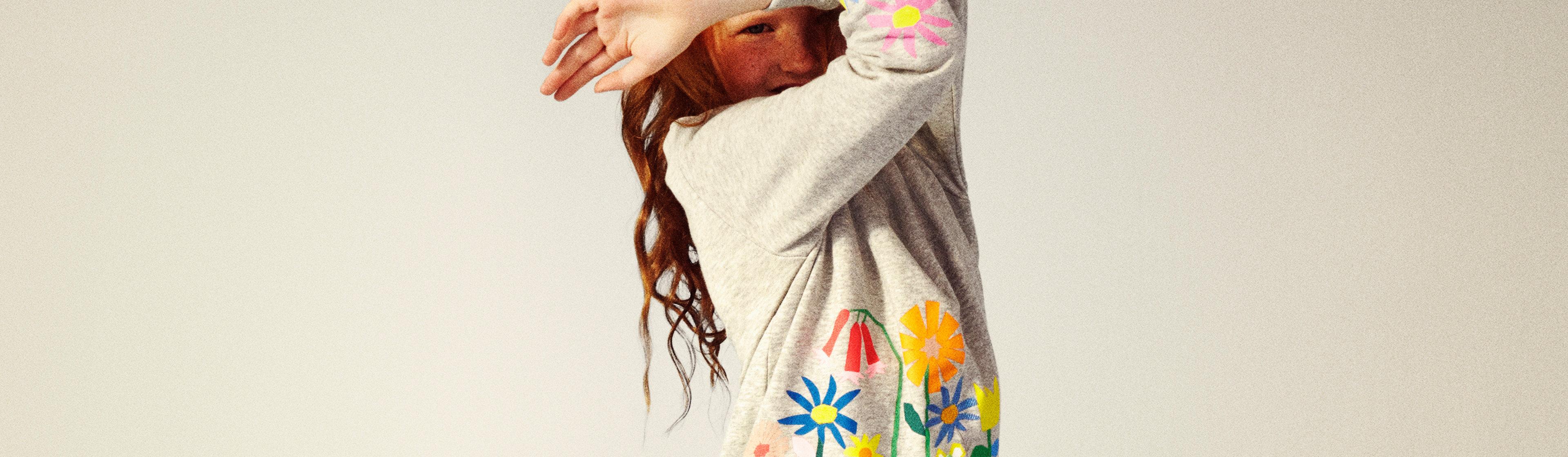Staff Pick: Stella Kids Floral Tracksuit