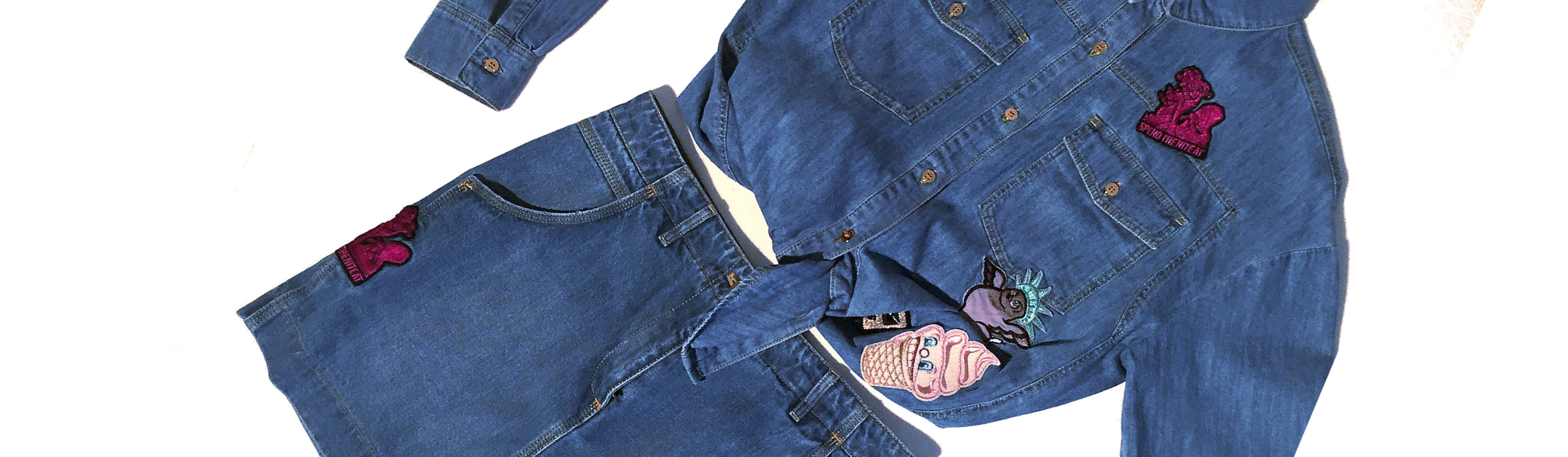 Staff Pick: Kenzo Double Denim