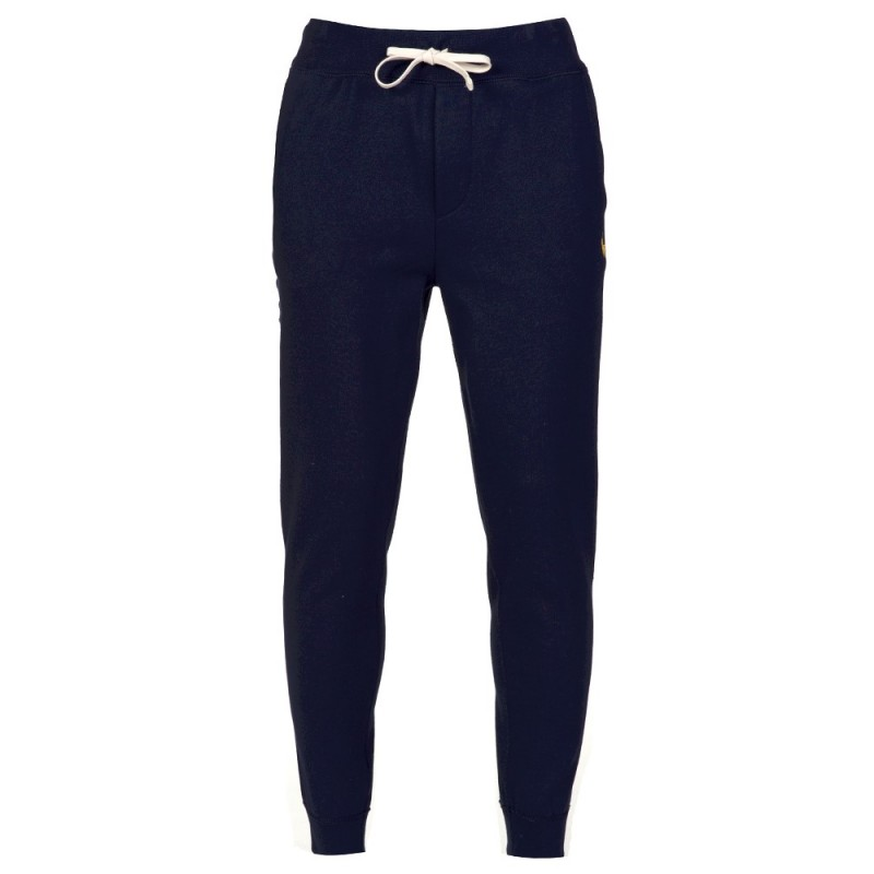 Polo Ralph Lauren Cruise Navy Cuffed Sweatpants