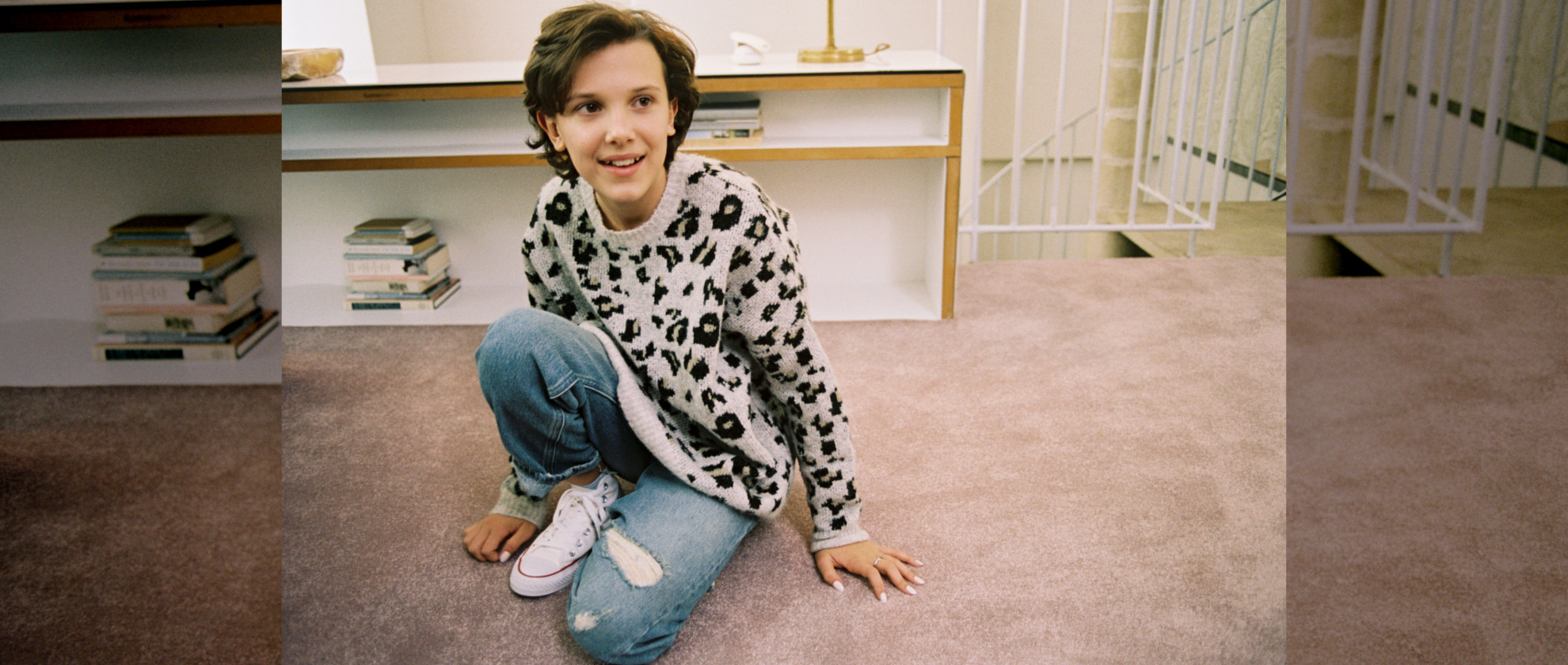 Millie Bobby Brown Becomes the Face of Converse
