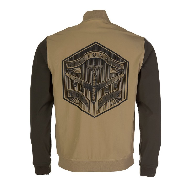 Billionaire Boys Club Sand Flight Patch Jacket