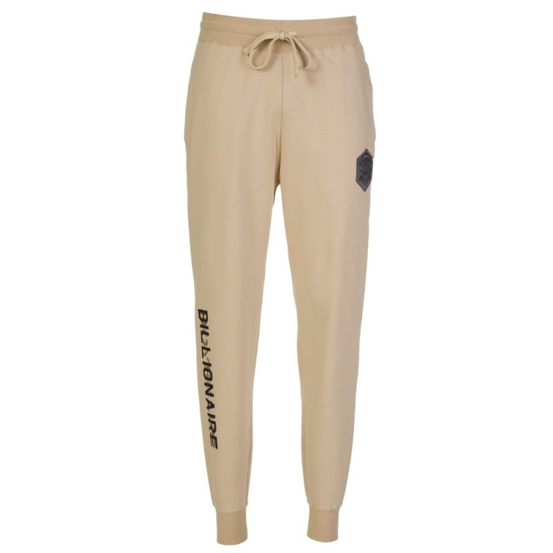 Billionaire Boys Club Tan Flight Patch Sweatpants
