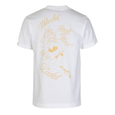Billionaire Boys Club White Nose Art T-Shirt