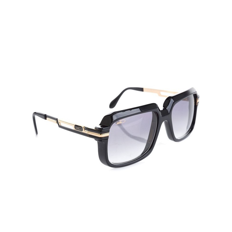 Cazal Black Lens Glasses