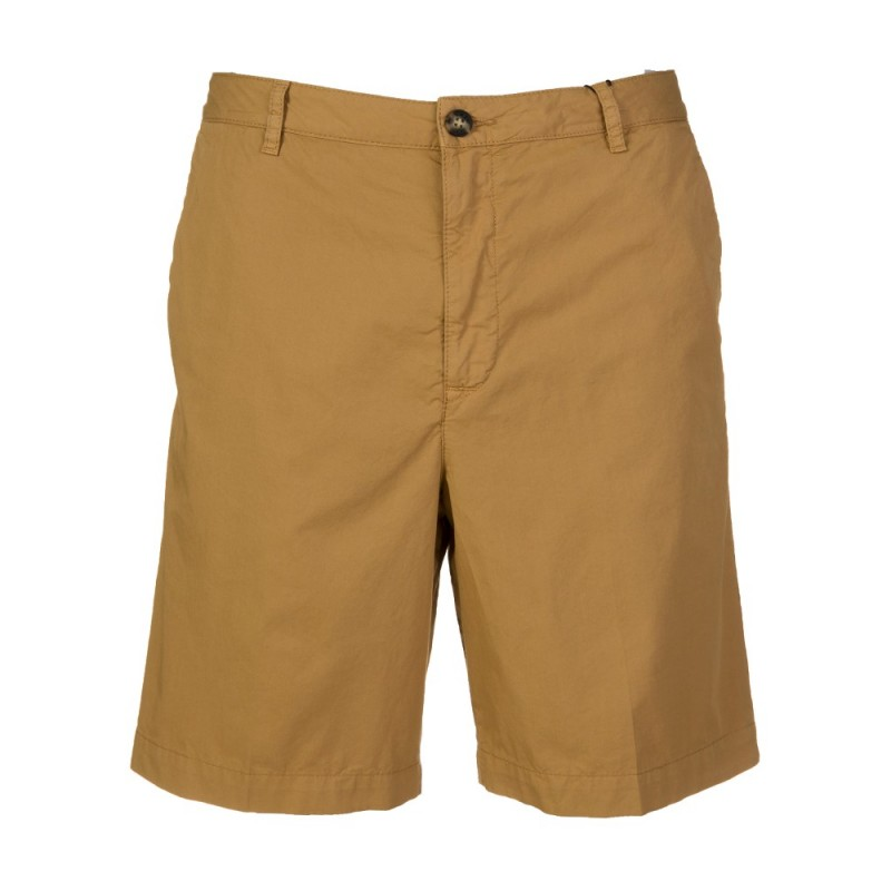 Kenzo Camel Tailored Shorts