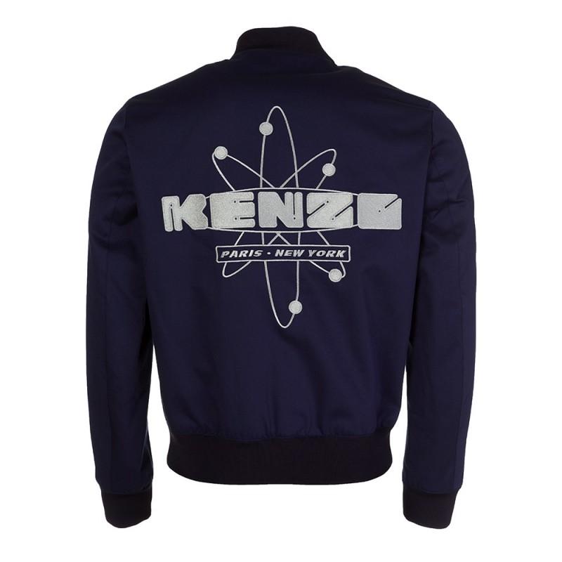 Kenzo Navy Nasa Bomber Jacket