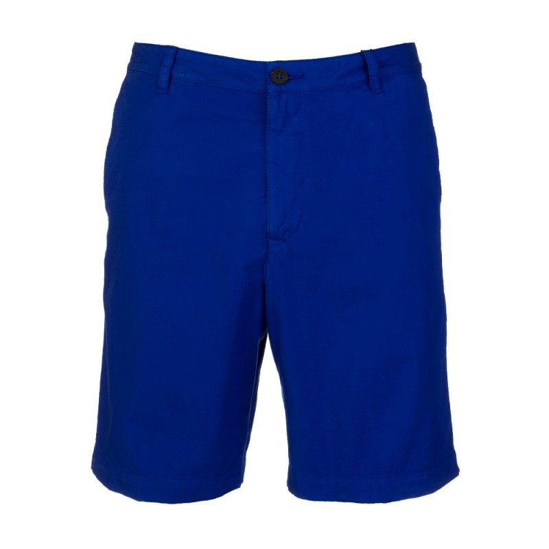 Kenzo Royal Blue Tailored Shorts