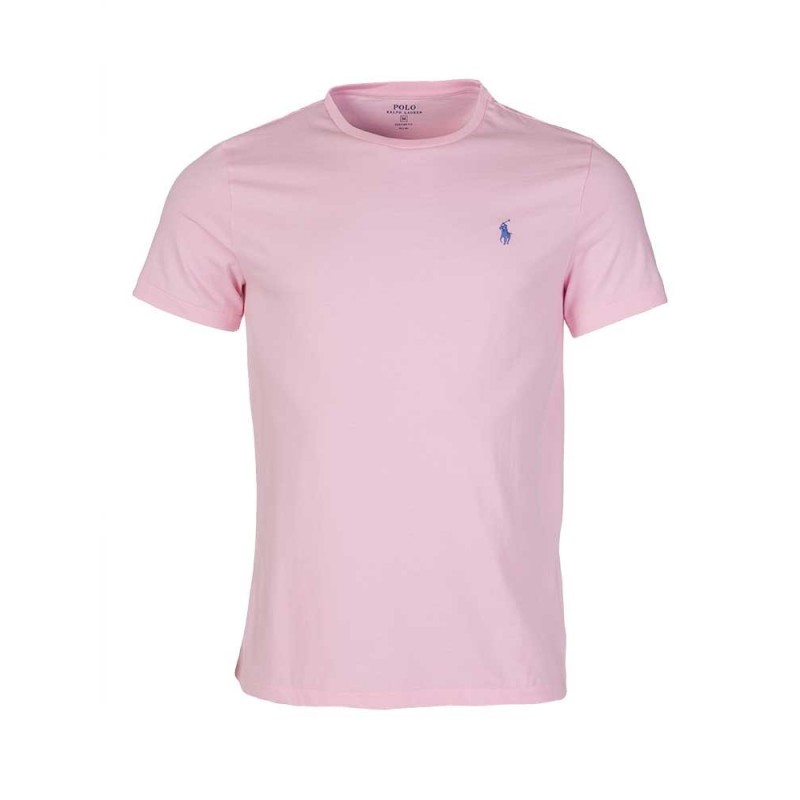 Polo Ralph Lauren Pink Crew Neck T-Shirt