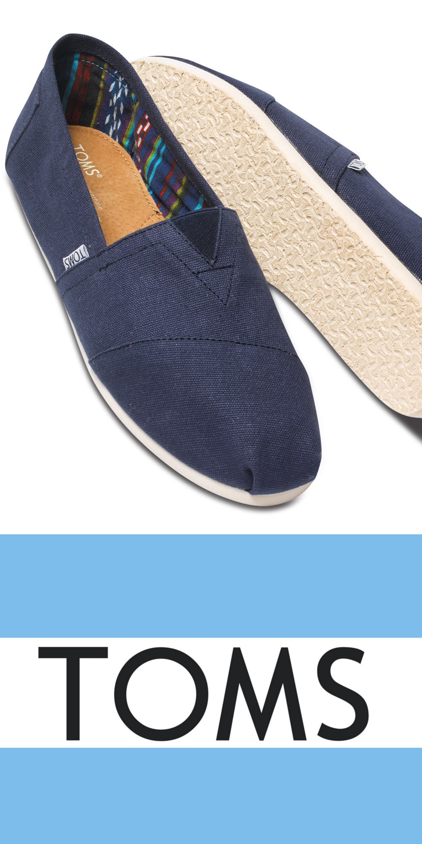 Brand Spotlight: TOMS Footwear