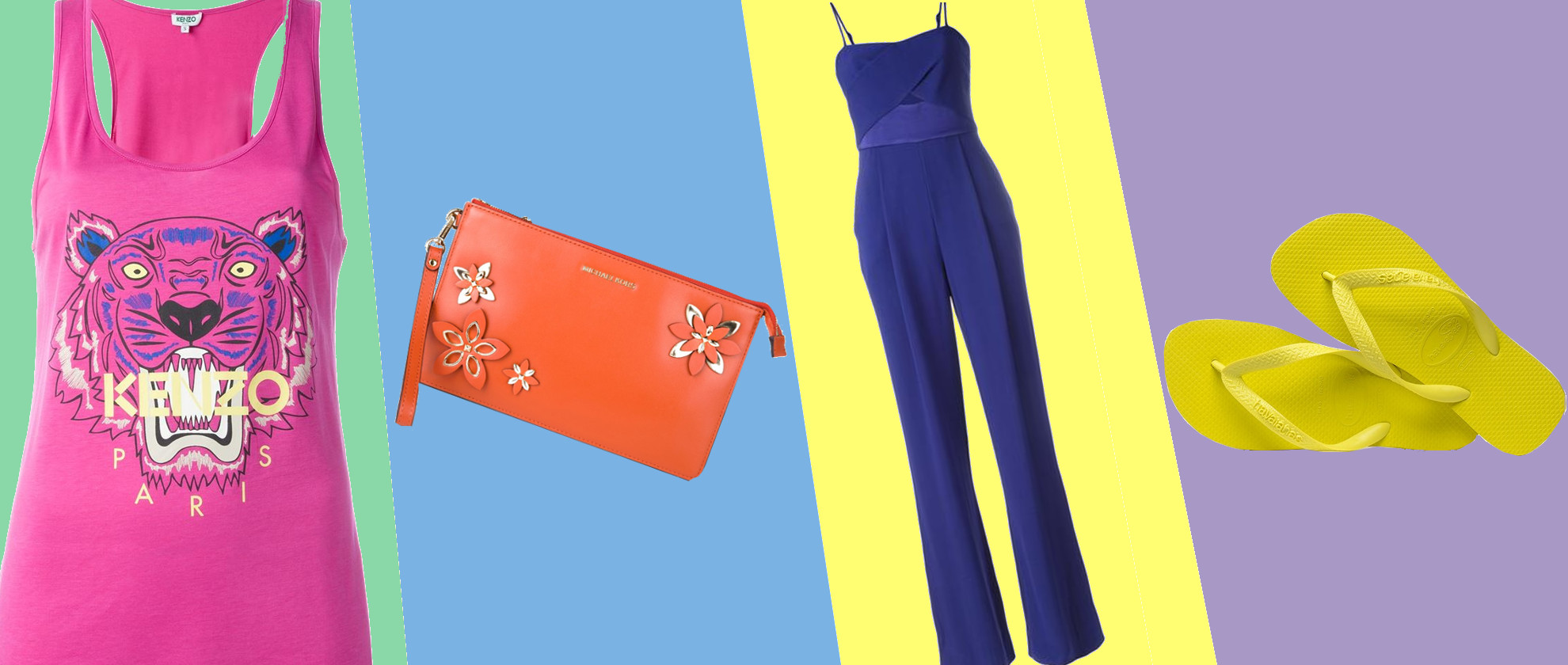 Style Guide: Contemporary Colour Blocking